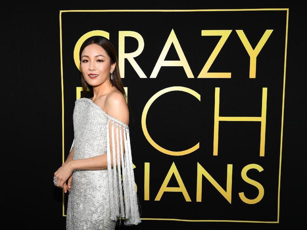 Hingga akhirnya ia masuk dalam film Crazy Rich Asian dan memerankan tokoh Rachel Wu sang tokoh utama.Emma McIntyre/Getty Images