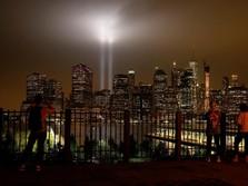 FBI Rilis Data Serangan 9/11, Curiga Intelijen Saudi Terlibat