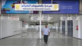 Serangan Roket di Bandara Libya, Penerbangan Dialihkan