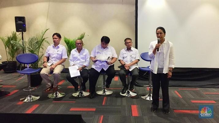 PT Aneka Tambang Tbk (ANTM) memutuskan merombak jajaran direksi dan komisaris.