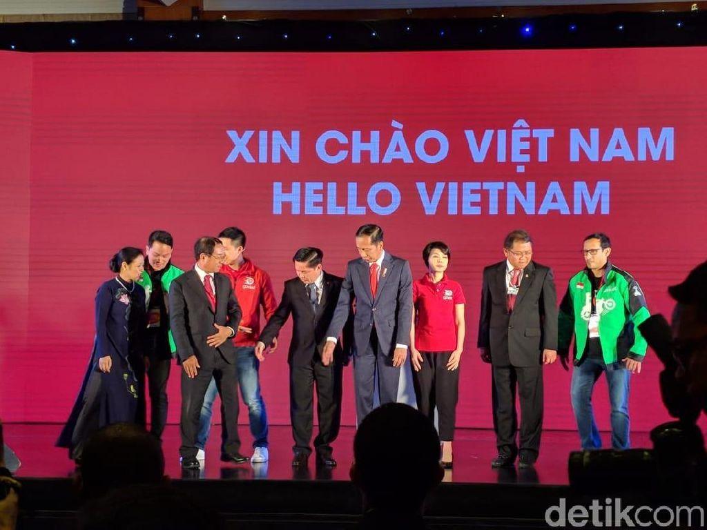 Kala itu masih terbatas di Ho Chi Minh City. Namun mulai September ini, layanan Go-Viet merambah ke Hanoi. Di Vietnam, ada dua layanan yang disediakan, yakni Go-Bike dan Go-Send. (Foto: detikINET/Adi Fida Rahman)