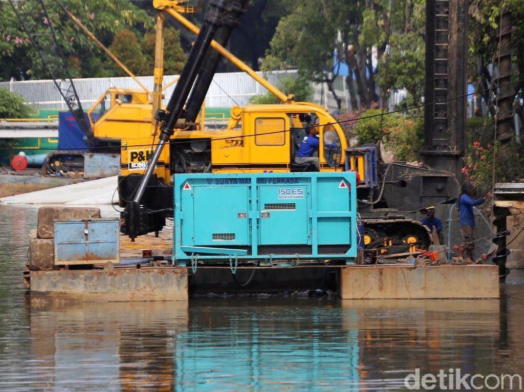 Proses revitalisasi Sungai Ciliwung tak hanya sekadar penampilan yang cantik setelah direvitalisasi, tetapi juga untuk mengantisipasi terjadinya banjir dan juga untuk menurunkan tingkat pencemaran air di Jakarta.