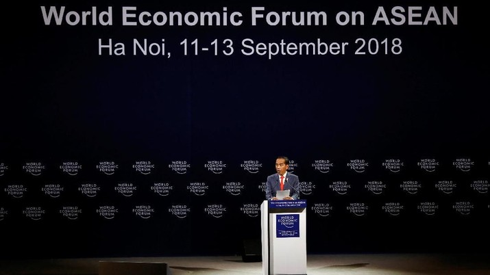 World Economic Forum (WEF) mengeluarkan daftar peringkat negara paling kompetitif di dunia