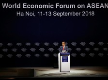 Dunia Hadapi Perang, Siapa 'Thanos' yang Disebut Jokowi?