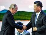 Beli Alutsista dari Rusia, China Dijatuhi Sanksi oleh AS