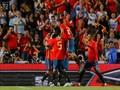 Enrique Puas Spanyol Bantai Kroasia 6-0