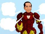 Jokowi Siap Lawan 'Thanos' si Musuh Ekonomi Global