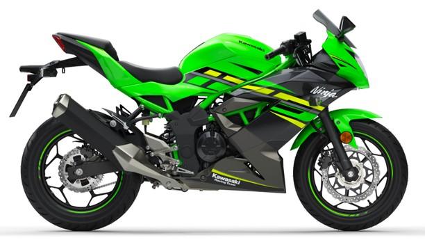 Kawasaki Ninja 125cc Nih...