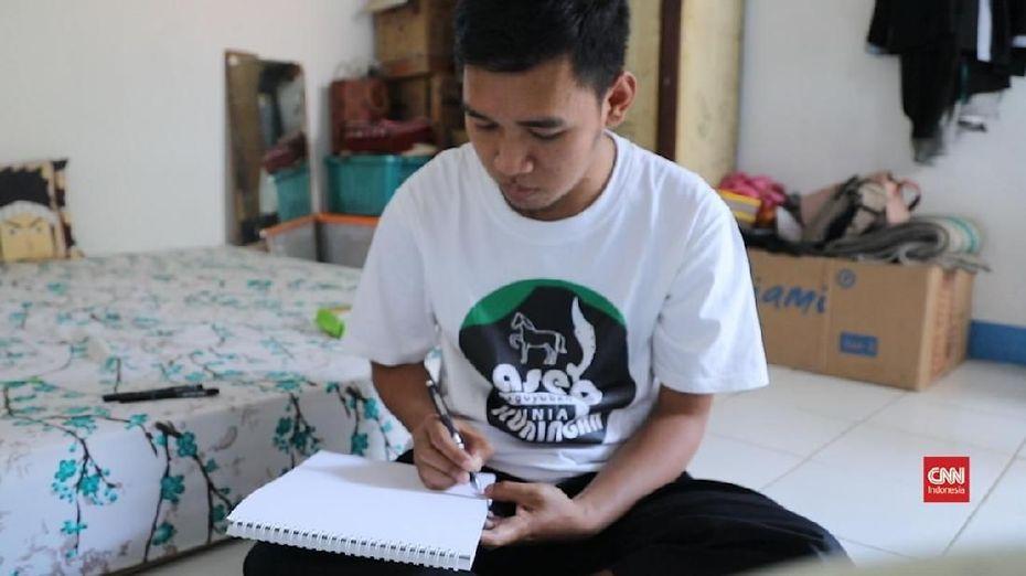 Kisah Asep 'Comics' soal Azab dan Dakwah