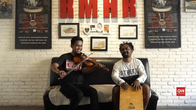 VIDEO: 57kustik dan Cita-cita Harry Roesli ke Pengamen
