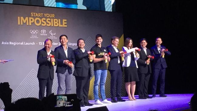 Toyota Umumkan Kampanye Global 'Start Your Impossible'