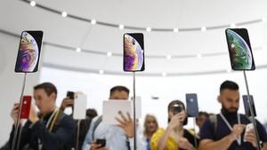 FOTO: Melihat Lebih Dekat iPhone XS, XS Max, dan XR