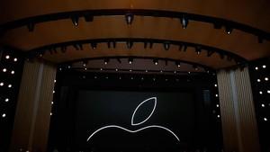 Saham Apple Anjlok Pasca Pembatalan Tambahan Produksi iPhone