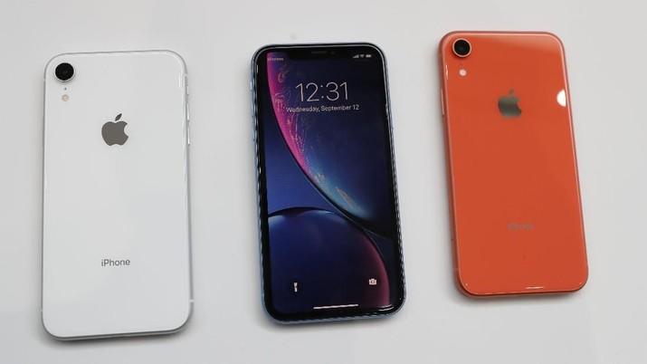 Apple iPhone XR telah menjadi model iPhone terlaris perusahaan setiap harinya sejak mulai dijual pada pertengahan Oktober lalu.