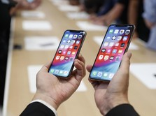 Penjualan iPhone Mengecewakan, Saham Apple Kena Downgrade