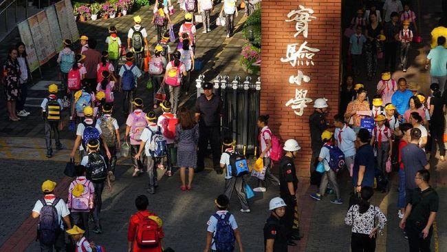 Pertama dalam 20 Tahun, Populasi di Beijing Turun