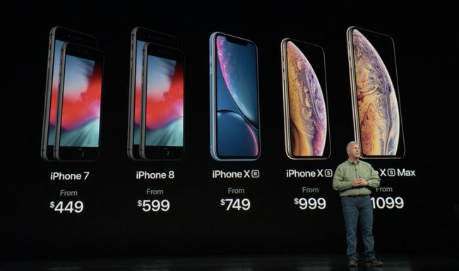 5 Perbandingan iPhone Anyar Apple 40f22b9c49