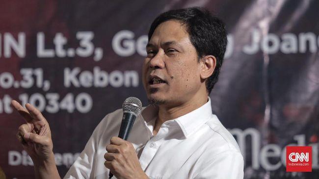 Munarman FPI: Napi Koruptor Dibebaskan Tak Ada yang Ribut