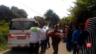 VIDEO: Tiga Balita Tewas di Rumah yang Terbakar