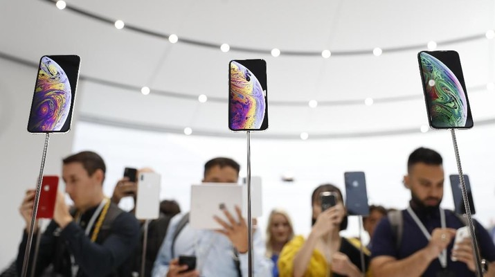 Qualcomm dan Apple sedang bertarung di pengadilan dalam kasus pelanggaran paten.