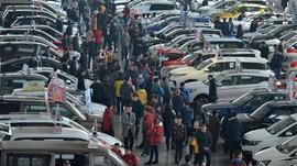 Pasar Otomotif di China Terendah dalam 7 Tahun Terakhir
