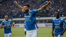 FOTO: Persib dan Madura United Menang di Liga 1 2018