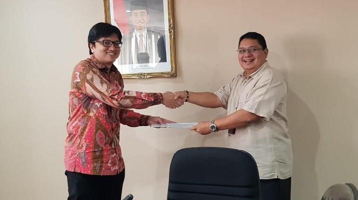 Arief Budiman resmi dilantik sebagai bos danareksa