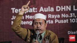 FPI Kecam Banser Garut yang Bakar Bendera HTI