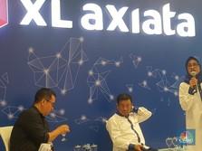 Lonjakan Data Bikin Laba XL Axiata Melesat 300% Lebih
