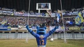 Persib Bandung Ajak Bobotoh Donasi Lawan Virus Corona