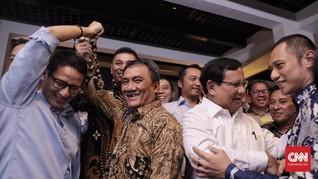 Tak Seperti PAN, Demokrat Klaim 'Gerilya' di Basis Jokowi