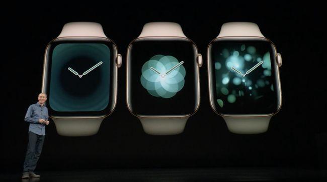 Apple Watch Series 4 Selipkan Teknologi Deteksi EKG