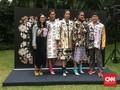 Desainer Indonesia Unjuk Kebolehan di Pekan Mode Paris
