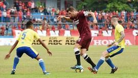 PSM Kalahkan Arema 2-1 di Liga 1 2018