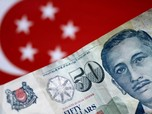 Rupiah Ngamuk! Dolar Singapura Jeblok ke Level Rendah 2 Bulan