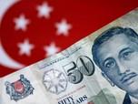 FYI, Kurs Dolar Singapura Sudah di Bawah Rp 10.000/SG$