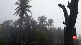 VIDEO: Akhir Pekan, Filipina Akan Diterjang Topan Mangkhut