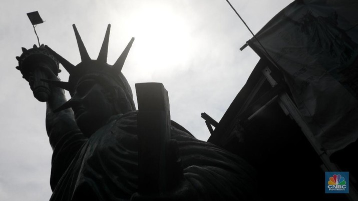 Patung Liberti Karya Seniman Tangerang Laris di Luar Negeri
