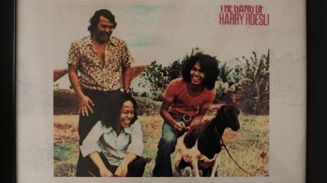 Musik dan Jalan Panjang Pemberontakan Harry Roesli