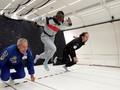 VIDEO: Usain Bolt Balap Lari di Pesawat Gravitasi Nol