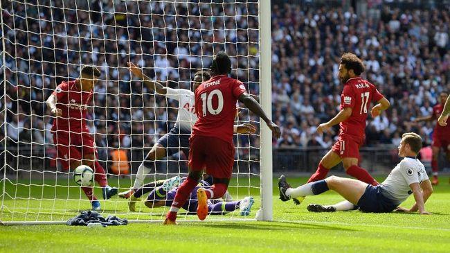 7 Fakta Tottenham vs Liverpool: The Reds Ciptakan Rekor