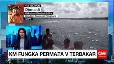 Kapal Mengangkut 128 Orang Penumpang