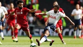 Salah Sindir Kane Jelang Final Liga Champions 2019