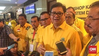 Janji Airlangga Saat Jadi Menteri dan Jurkam Jokowi