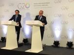 Pajak Jadi Isu 'Panas' di Pertemuan G20 Pekan Ini