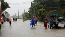 Mengenal Topan Mangkhut yang Hantam Filipina