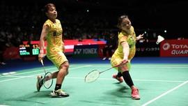 Greysia/Apriyani Lolos Final Malaysia Masters 2019