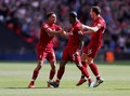Kalahkan Tottenham, Liverpool Masih Sempurna di Liga Inggris