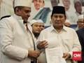 Prabowo Janji Lindungi Semua Agama dari Penistaan