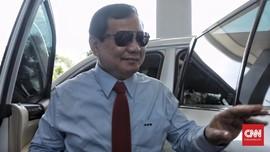 Berkacamata Hitam, Prabowo Hadiri Ijtima Ulama II Tanpa Sandi
